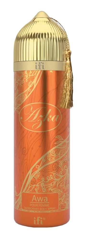Дезодорант AZKA «Awa» для женщин (200 мл) купить за 440 руб. рублей в Москве, артикул LOG214071 в магазине Баракат